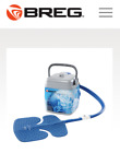 Shoulder and Knee Ice Therapy Machine by Kodiak