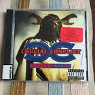 Crucial Conflict - Good Side Bad Side CD (1998) *RARE*SEALED*Case Cracked*