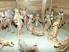 Fontanini 75 Inch Scale Nativity Set MANGER NOT INCLUDED