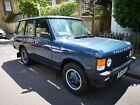 LARGER PHOTOS: Land Rover Range Rover Classic 3.5L V8
