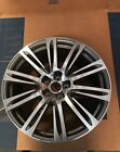 58884 AUDI A7 20 MACHINED FACTORY OEM ALLOY WHEELS 2012 2015 4H0601025AE R21
