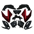 Red Painted ABS Plastic Fairing Bodywork Cowl Set For Yamaha XJ6 2009-2012 11 10