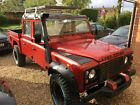 LARGER PHOTOS: Land Rover Defender Double Cab 130