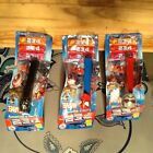 The Marvel Avengers Pez Dispenser with 3 refill candies 3 Piece Set NEW