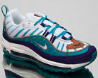 Nike Air Max 98 Womens Court Purple Casual Lifestyle Sneakers Shoes AH6799 500