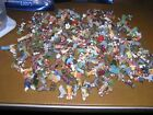 MINIATURE RESIN NATIVITY PIECES 4 DIORAMA CHRISTMAS ORNAMENTS CRAFTS 2