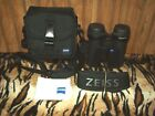 Zeiss Conquest 8x32 HD Binoculars 523211 Case Strap All Lens Caps All Ex Cond