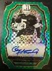 Paul Hornung 2018 Select Green X-Fractor Auto 4 5 Packers