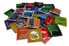 100 Condoms Variety Mix -  Trojan, Durex, Crown, Lifestyles, Beyond 7, + MORE