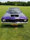 1973 Plymouth Duster 1973 Plymouth Duster 360 Vintage Classic Muscle Car