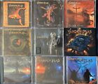 Vanden Plas- Complete Studio Discography + Live (10 CD Lot) Royal Hunt, ARK