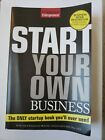 Start Your Own Business  The Only Startup Book Youll Ever Need