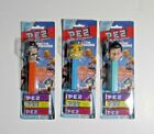 3 Pez dispensers 'Meet the Robinsons' Carl the Robot, Bowler Hat and Wilbur -NOC