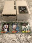 2 SET LOT - 1986 1999 TOPPS FOOTBALL COMPLETE SETS RICE YOUNG HOLT WILLIAMS RC