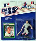 1989 Starting Lineup Wade Boggs Boston Red Sox SLU Kenner Sports Figure 02