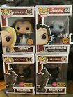 Funko POP! The Shining, Childs Play, Krampus! Rare Chase Factory Error Hot Topic