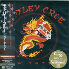 Motley Crue - New Tattoo Japan Mini LP SHM-CD Limited +2