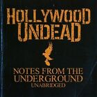 Hollywood Undead : Notes From The Underground - Unabridged CD