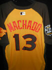 MANNY MACHADO SIGNED 2016 ALL STAR JERSEY AUTHENTIC. MAJESTIC-BALTIMORE ORIOLES
