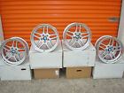 BMW 18 Genuine E31 M Parallel OEM Factory Wheels 840i 840ci 850i 850ci 850CSI