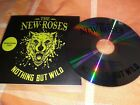 The New Roses - Nothing But Wild CD - Promo Copy - As new
