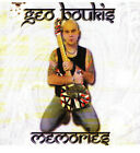 GEO BOUKIS - Memories / Greek Pop Rock CD 2009