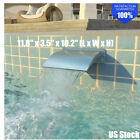 Quality Stainless steel Waterfall Pool Swimming Pool Waterfall Water Fountain