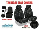 Coverking Multicam Tactical Custom Seat Covers For Nissan Titan