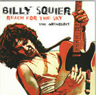 Billy Squier Reach For The Sky Anthology Polydor Chronicles Rock Music Rare CD