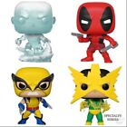 Funko Pop! Marvel 80th 1st Appearance Electro Specialty Series Iceman Deadpool