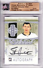 2012-13 STAN MIKITA ITG SILVER ENSHRINED AUTOGRAPH! #13 19! CHICAGO BLACKHAWKS!