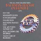 Greatest Hits Live [Capitol] by Bachman-Turner Overdrive (CD, Jul-1990, Curb)