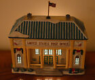 1998 Lemax Village Collection Jukebox Junction United States Post Office 85290