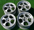 Factory Lamborghini Murcielago Wheels Perfect Set 4 Genuine Original OEM 2 Piece