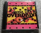 Mona Liza Overdrive ‎– Vive La Ka Bum CD - Free Fast US Shipping 1989 Hard Rock