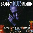 Bobby Blue Bland - Live On Beale Street CD Featuring jonnie Taylor bobby Rush A+