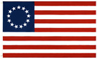 USA SELLER Betsy Ross Polyester Flag 3x5FT American Revolution Patriotic 13 Star