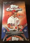 2012 Topps Chrome Factory Sealed Baseball Hobby Box Bryce Harper (TKCollect)