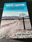 White Canyon By McCourt Signed by Author