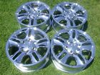 17 NEW LEXUS LX470 OEM CHROME WHEELS 74167 1998 2009