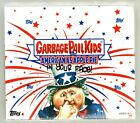 2016 GARBAGE PAIL KIDS AS AMERICAN AS APPLE PIE FACTORY SEALED HOBBY BOX