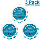 3 Pack GENTILAX LAXATIVE 150 PILLS/ PILDORAS LAXANTES - FAST FREE SHIPPING