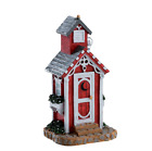 Lemax Village Victorian Vintage Outhouse Figurine Accessory Christmas Decoration
