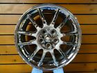 CHRYSLER 300M 99 04 LHS 99 01 17 12 SPOKE CHROME ALLOY WHEEL 1 OEM