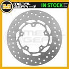 MetalGear Brake Disc Rotor Front L for PEUGEOT Geopolis 125 Premium 2009 2010