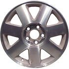 Chrome Plated 7 Spoke 16X7 Factory wheel 2002 2002 Lincoln LS