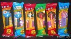 Pez Bugz lot 6 Retired Bee Ant Snuffle Fly Beetle Dispensers