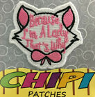 Marie cat embroidery patch im a lady feminist disney aristocats gift duchesse