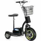 Personal Transporter Scooter Electric Trike 48v 500w speeds of 22 miles hours