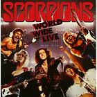 World Wide Live Remastered By Scorpions On Audio CD Album 1997 Very Good